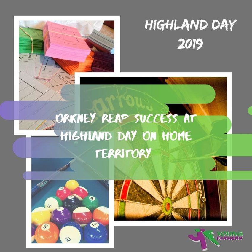 Orkney Reap Success At Highland Day On Home Territory