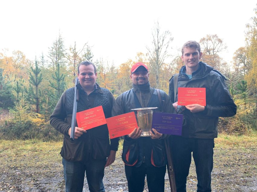 Inverurie Take National Clay Top Spot