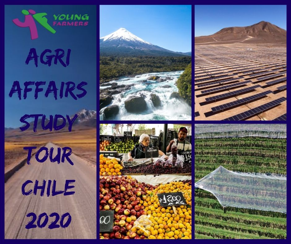 AGRI AFFAIRS STUDY TOUR 2020 REVEALED