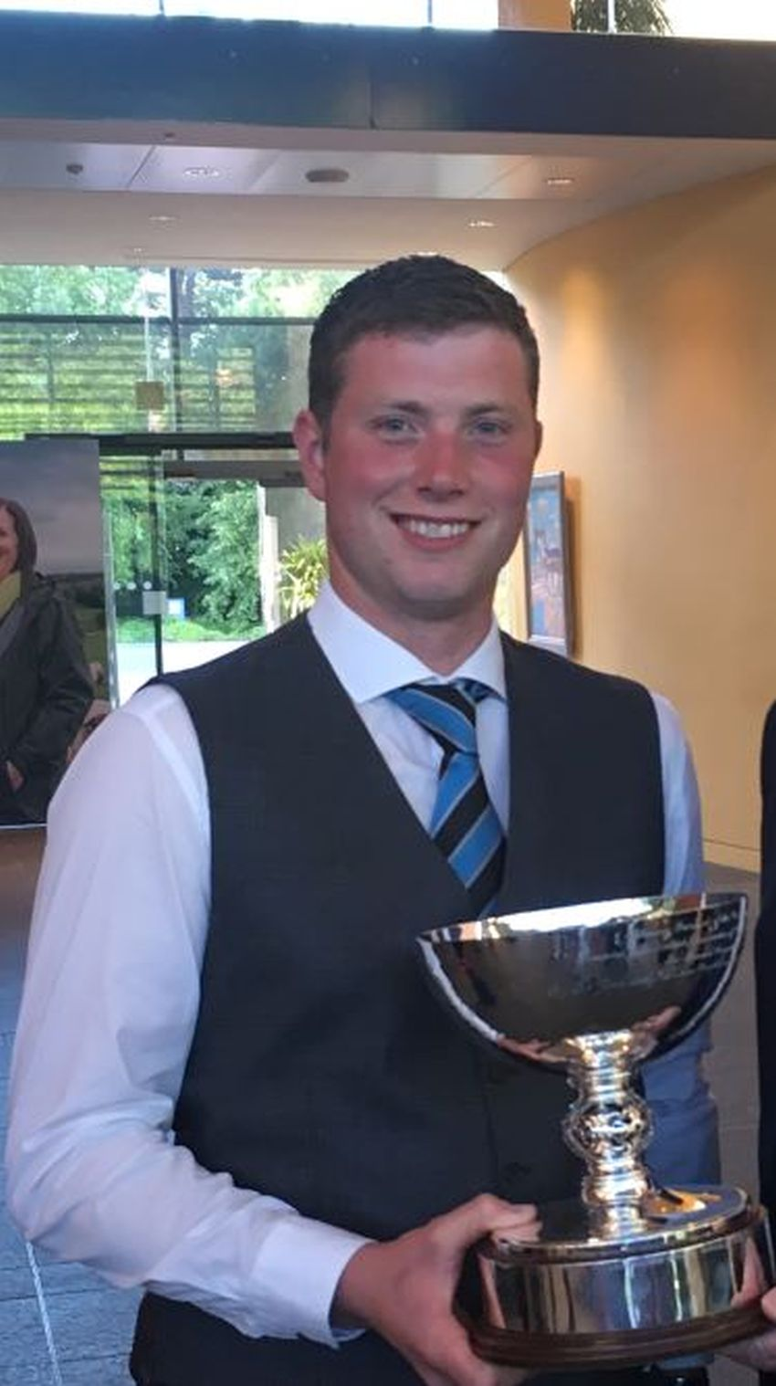 An Outstanding Year of Grass for Our Young Farmer of The Year