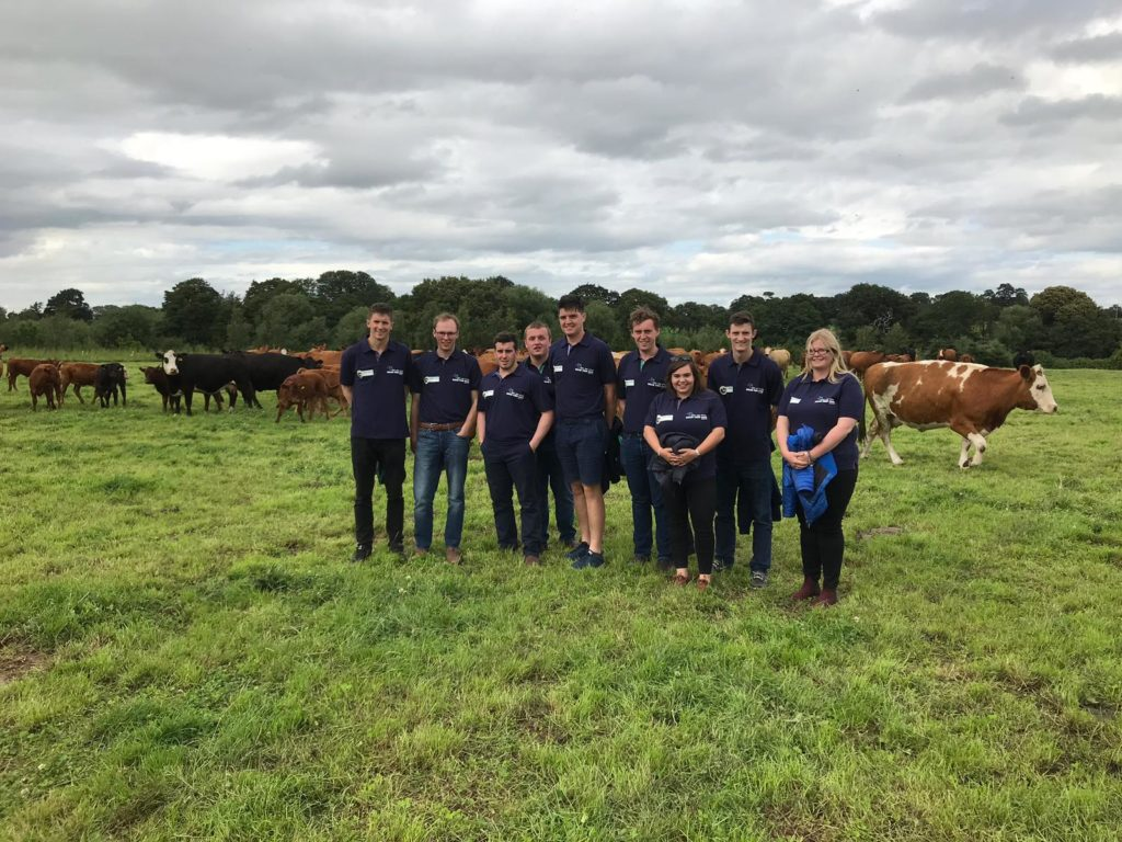 Hands Free Farming and Diversification Success Team
