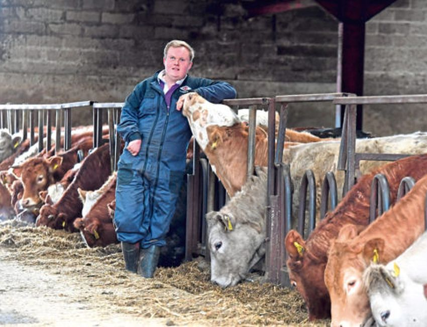 Let's All Stand Up For Our Beef Industry Says Stuart Coxon