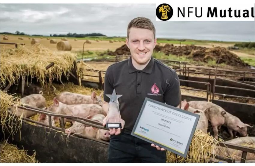 Passion Means Prizes for Nairn's Angus Forbes