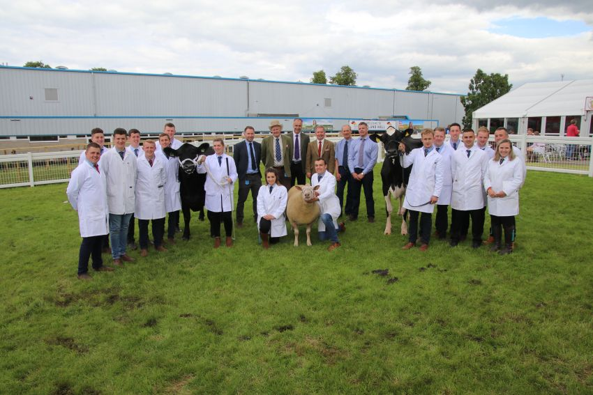 Royal Highland Show 2019 Results