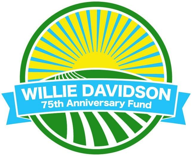 The Willie Davidson 75th Anniversary Fund